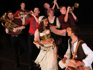 Indo-American Association presents Tamburitzans: The Gypsy Caravan