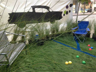 Rice Design Alliance presents PARK(ing) Day 2016