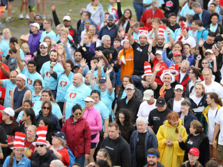 American Heart Association presents Houston Heart Walk