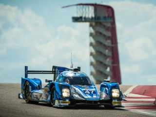 Lone Star Le Mans Circuit of The Americas race car COTA track