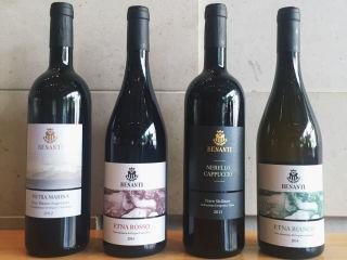 Italic presents Benanti Free Wine Tasting