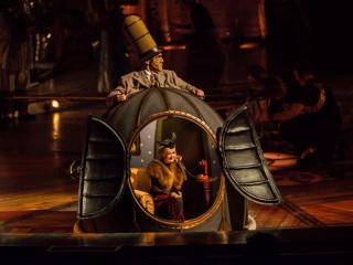 Cirque du Soleil presents Kurios: Cabinet of Curiosities - Event ...
