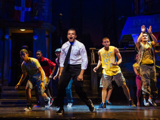 Theatre Under The Stars presents In The Heights