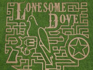 Barton Hill Farms Lonesome Dove Corn Maze