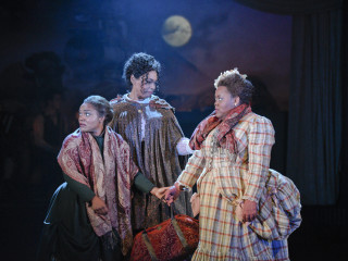 Dallas Theater Center presents Bella: An American Tall Tale
