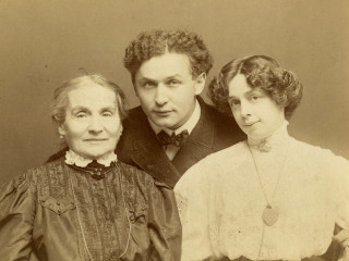 Harry Ransom Center presents Cooking Class: Dining with Harry Houdini