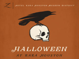 Hotel ZaZa Houston Halloween 2016