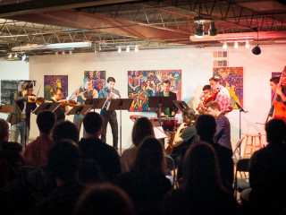 Tetractys New Music presents Tetractys Fall Show