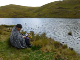 Visual Arts Center presents Focus Group: Daughter of the Lake (Hija de la laguna), 2015
