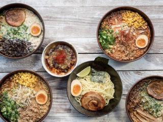 Ramen Tatsu-ya Noodle Bowls