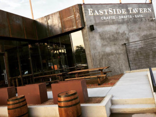 EastSide Tavern exterior patio