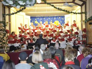 Austin Saengerrunde mixed choir