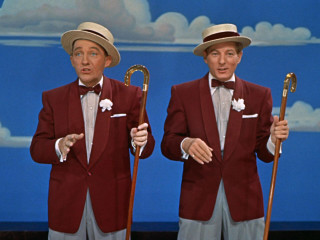 Bing Crosby and Danny Kaye in White Christmas