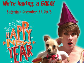 Mildred's Umbrella Theater Company presents Anything Goes New Year's Eve (Anti) Gala
