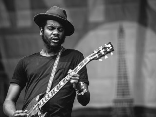 Austin City Limits Festival ACL 2015 Weekend One Day One Gary Clark Jr.