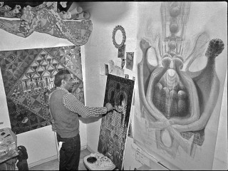 "Arts Brookfield presents ""On My Journey Now - The Legacy of John Biggers"" opening reception"
