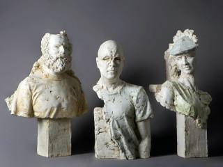 "Dimension Gallery presents ""#solidfriends"" Sculpture Exhibit"