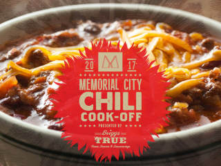 Briggs True presents Memorial City Chili Cook Off