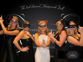 Wonders & Worries presents Unmasked: Mardi Gras Masquerade!
