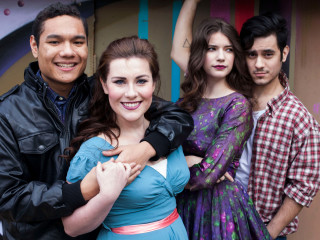 UT Arlington Maverick Theatre Company presents West Side Story