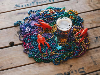 Oak Highlands Brewery presents Mardi Gras Craw Fish Boil