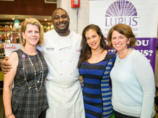 Lupus Foundation of America presents Chef's Wine Dinner