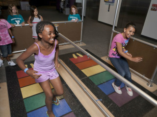 Space Center Houston presents Math Moves!