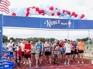Noble Sandwich Co. presents A Noble Run 5K & Kids Challenge