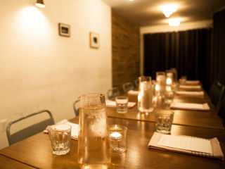 Tumahye Supper Club Hosts A Vegan Dinner
