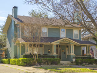 Munger Place Wine Walk & Historic Home Tour