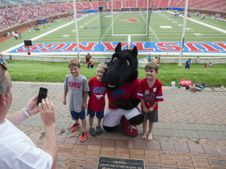 SMU Founders' Day: Mustang Spring Football Game