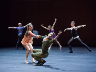AT&T Performing Arts Center presents L.A. Dance Project