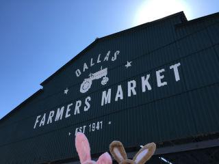 Dallas Farmers Market presents Easter Weekend