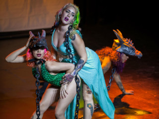 Suicide Girls present Blackheart Burlesque