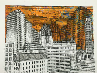 """Link & Pin Gallery presents """"William Cauthern Presents"""" opening reception"""