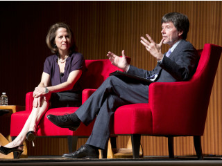 Houston Public Media presents An Evening with Ken Burns and Lynn Novick