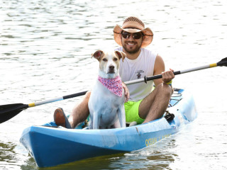 Meals on Wheels of Central Texas presents PALS Paddle & Play Day