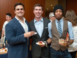 Houston, CultureMap Tastemakers, April 2017, Lawson Gow, Will Ytterberg, Ryan O. Harris