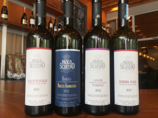 Italic presents Scavino Free Happy Hour Wine Tasting + Pop-Up Dinner