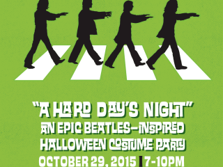 LBJ Presidential Library presents A Hard Day's Night