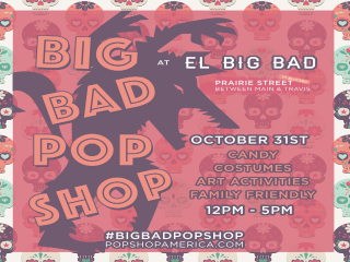 Big Bad Pop Shop