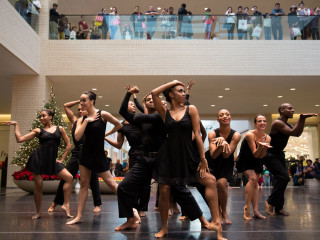 Dallas Black Dance Theatre at NorthPark Center
