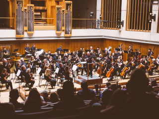Austin Civic Orchestra presents One of Our Own