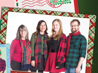 The Hideout Theatre presents Home for the Holidays