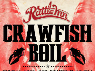 The Rattle Inn presents 2nd Annual Crawfish Boil