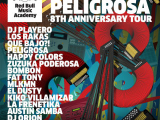 RBMA presents Peligrosa Eight-Year Anniversary Tour