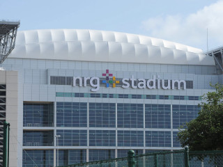 NRG Stadium former Reliant Stadium June 2014