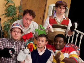 The City Theatre Austin presents The Boys Next Door