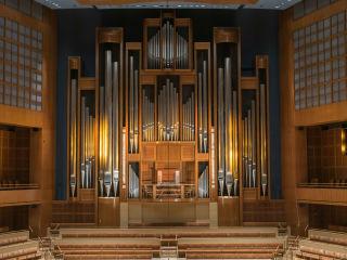 Lay Family Concert Organ