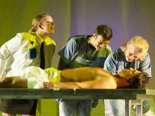 Fort Worth Opera presents Buried Alive/Embedded